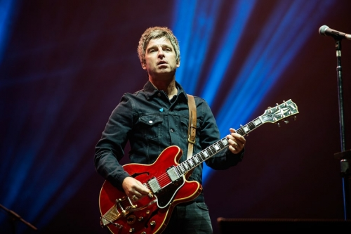 noel gallagher, it's a beautiful world, clip, high flying birds, rock