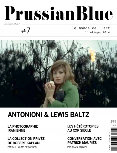 prussian blue,revue,art,photo,magazine,barbara,opsomer,demina,guillaume de sardes