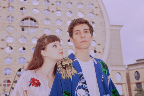 the pirouettes, album, carrément, l'escalier