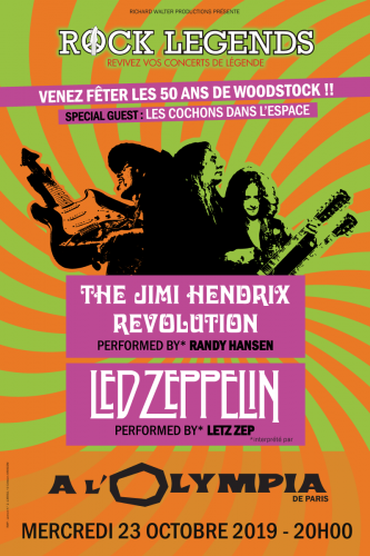 rock legends,l'olympia,paris,concert,tribute bands,jimi hendrix,led zeppelin,les cochons de l'espace,letz zep