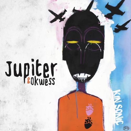 jupiter & okwess, pochette