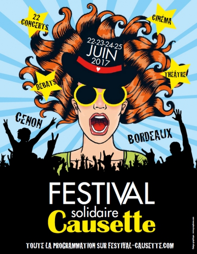 Festival Causette, Bordeaux