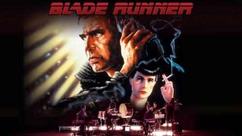 Blade Runner, ciné concert, Palais des Congrès
