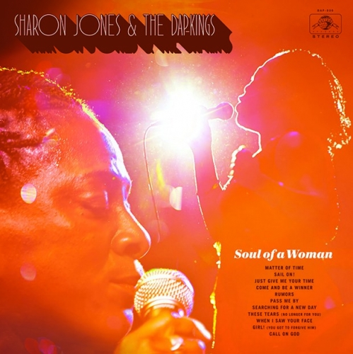 Sharon Jones & the Dap-Kings, Soul of a Woman