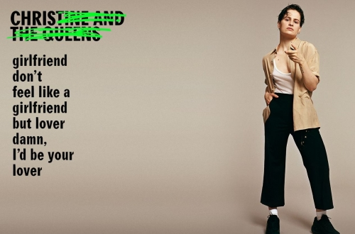 Christine and The Queens, Chris, Heloise Letissier