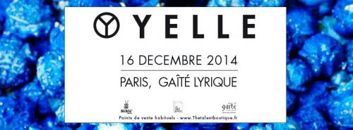 Yelle, arte concert, gaité lyrique