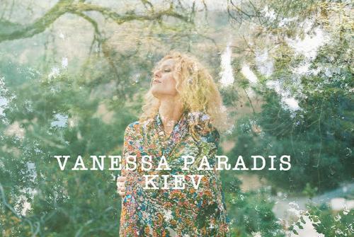 Vanessa Paradis - Kiev