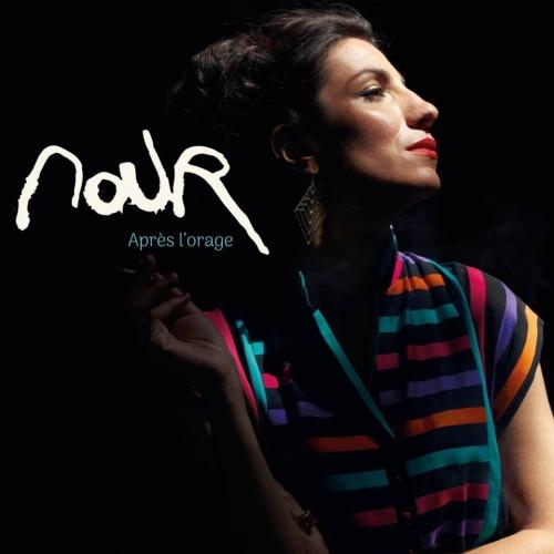 Nour, pochette de l'album, Après l'orage